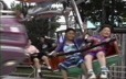 Young Innu on a ride at Montreal's La Ronde
