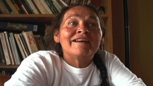Joséphine Bacon raconte l'origine du festival Innucadie de Natashquan
